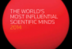 Influential Scientific Minds 2014